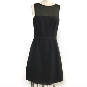 Banana Republic Sleeveless Black Dress Size 6